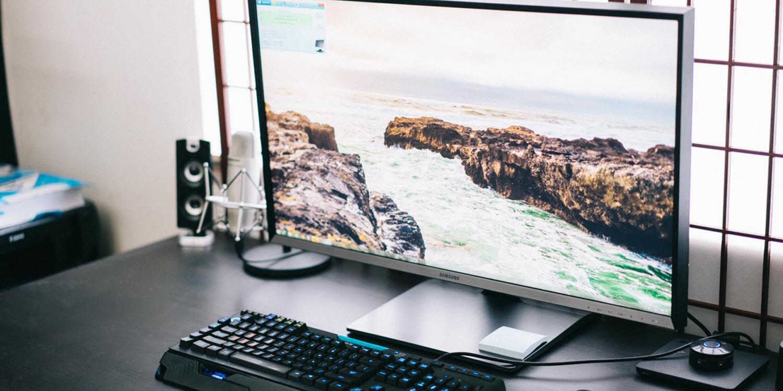 high resolution monitors